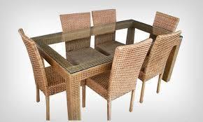 Conjunto Mesa e Cadeiras